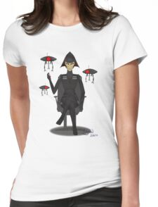 The 7th Sister. Womens Fitted T-Shirt