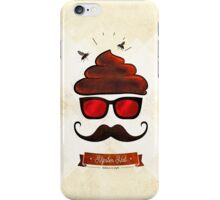 Hipster Hat iPhone Case/Skin