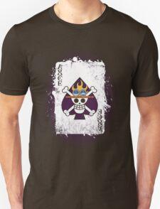 One Piece - Card Asce T-Shirt