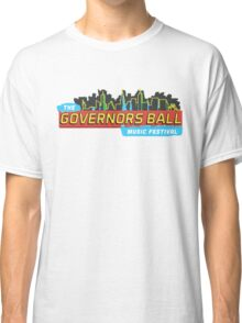 Governors ball Music festival Classic T-Shirt