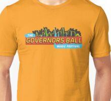 Governors ball Music festival Unisex T-Shirt