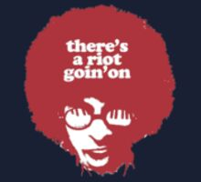 There's a riot goin' on One Piece - Long Sleeve