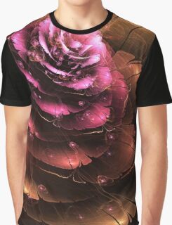 Valentine - Abstract Fractal Artwork Graphic T-Shirt