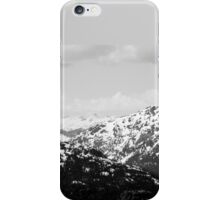 Mountain Scape iPhone Case/Skin