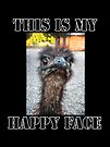 This Is My Happy Face by Maria  Gonzalez