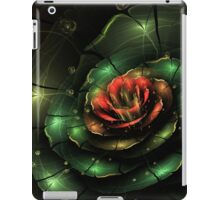 Breathe - Abstract Fractal Artwork iPad Case/Skin