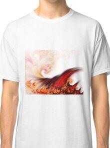 Flow - Abstract Fractal Artwork Classic T-Shirt