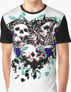 Heart of death Graphic T-Shirt
