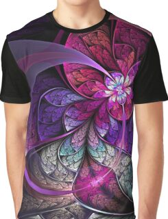 Fly - Abstract Fractal Artwork Graphic T-Shirt