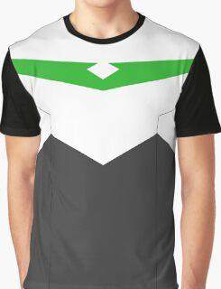 Paladin Armor - Green Graphic T-Shirt