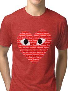 Commes des Garcons x Supreme Tri-blend T-Shirt