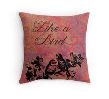leonard Throw Pillow