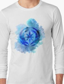 Vallite Royal Crest Watercolor T-Shirt