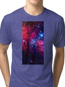 Beautiful Galaxy Nebula Tri-blend T-Shirt