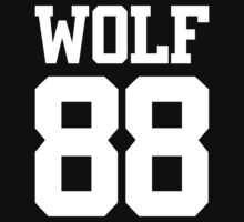 EXO 엑소 Wolf 88  by ApriliantoAlf