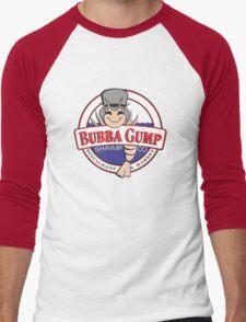 Bubba Gump Men's Baseball ¾ T-Shirt