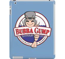 Bubba Gump iPad Case/Skin