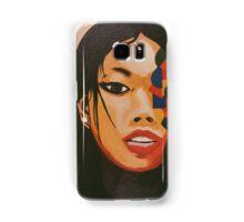 Kristina Anne - two face Samsung Galaxy Case/Skin