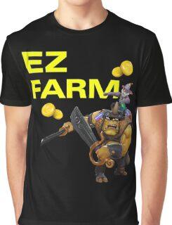 Ez Farm Graphic T-Shirt