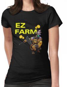 Ez Farm Womens Fitted T-Shirt