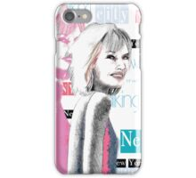 NY Lady iPhone Case/Skin