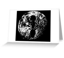 ant asteroid Greeting Card