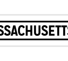 Massachusetts Lite Sticker