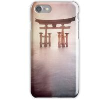 Cool Tori gate iPhone Case/Skin