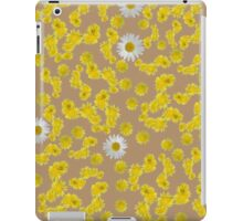 Dandelion and daisy iPad Case/Skin