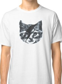 Stardust Cat face Classic T-Shirt