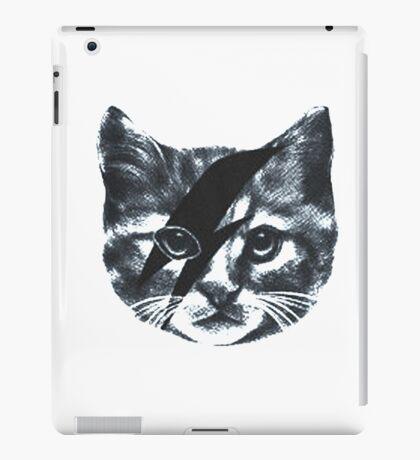 Stardust Cat face iPad Case/Skin