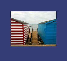 Thorpe Bay - Beach Huts Unisex T-Shirt