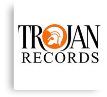 Trojan Records 2 Canvas Print
