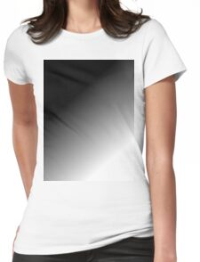 Gradient Womens Fitted T-Shirt