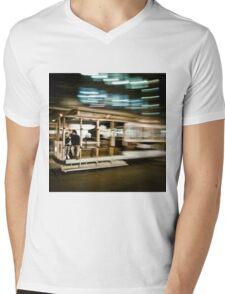 San Francisco Mens V-Neck T-Shirt