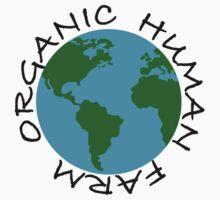 Organic Human Farm One Piece - Long Sleeve