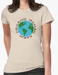 Organic Human Farm Womens Fitted T-Shirt