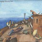 The Amazing Bouncing Noah by Nestor