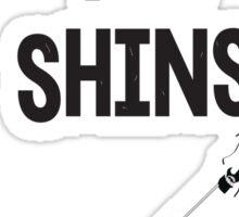 The Shins Sticker