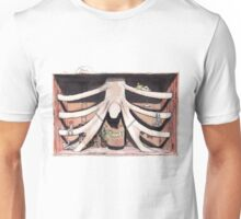 Rib on Unisex T-Shirt
