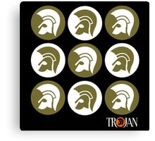 Trojan Records 3 Canvas Print