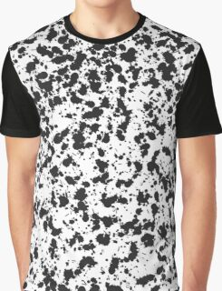Dirty splash texture background or Abstract spatter Graphic T-Shirt