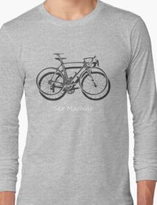 Bike Sex Machine Long Sleeve T-Shirt