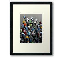 Peleton 2014 Framed Print