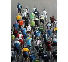 Peleton 2014 Photographic Print