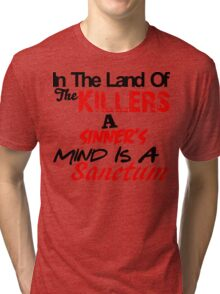 Land of the Killers Tri-blend T-Shirt