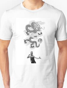 brad pitt enter the dragon Unisex T-Shirt