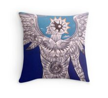 conversation with the winds Throw Pillow