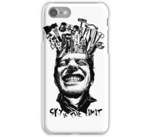 SKY IS THE LIMIT iPhone Case/Skin
