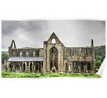 Tintern Abbey,North Wales Poster